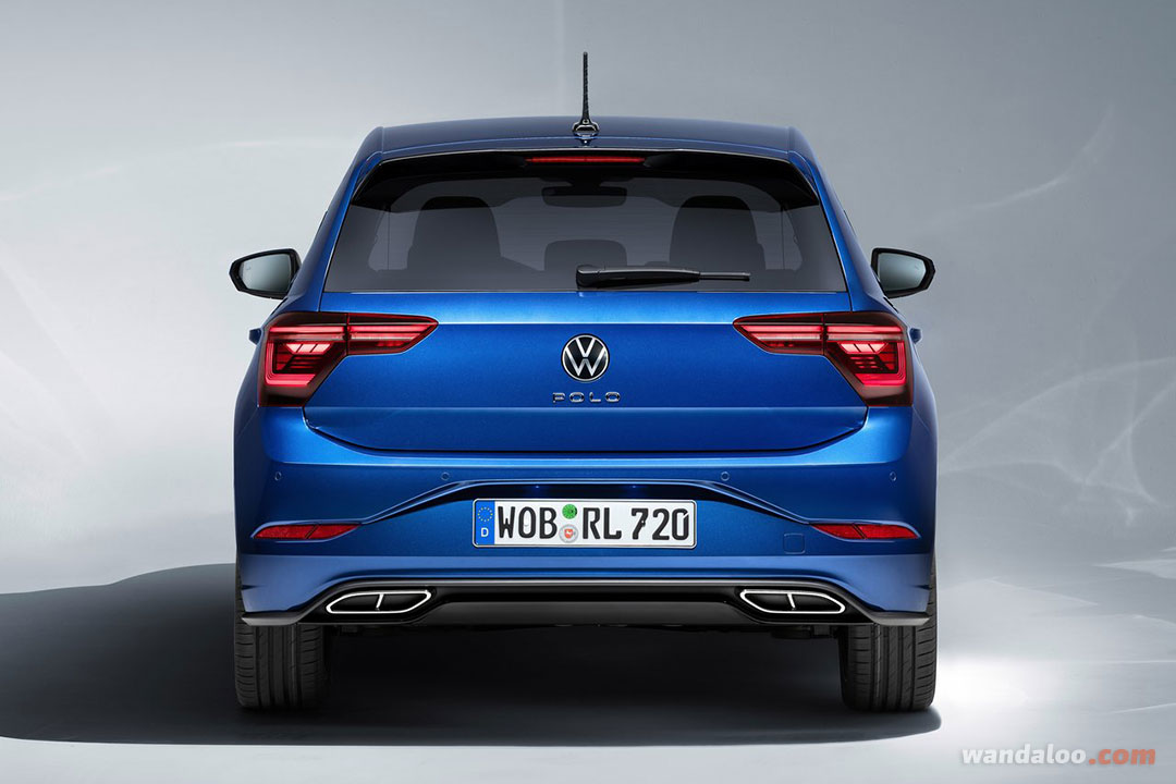 VW Polo facelift 2022