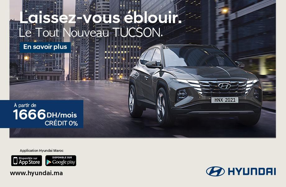 Hyundai Hyundai neuve en promotion au Maroc