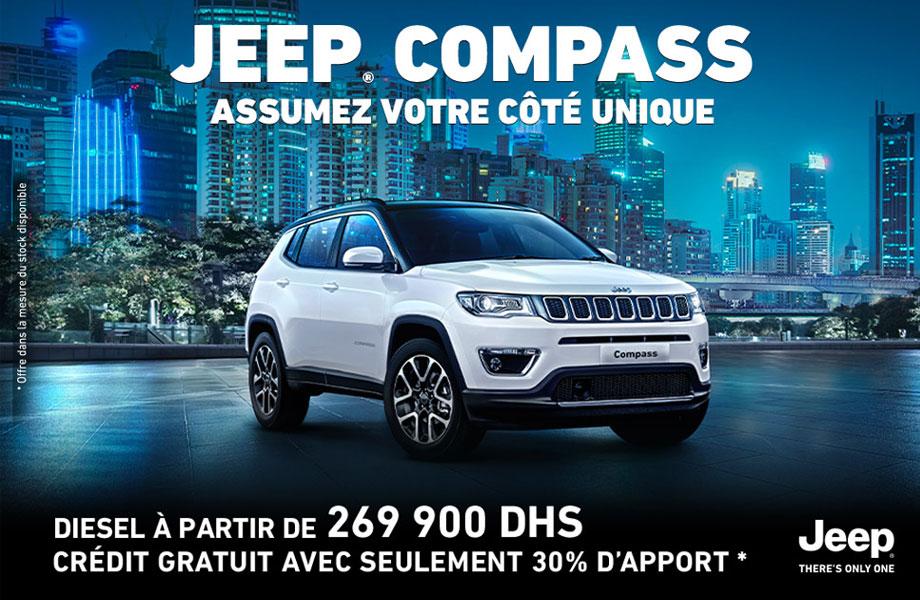 Jeep Jeep neuve en promotion au Maroc