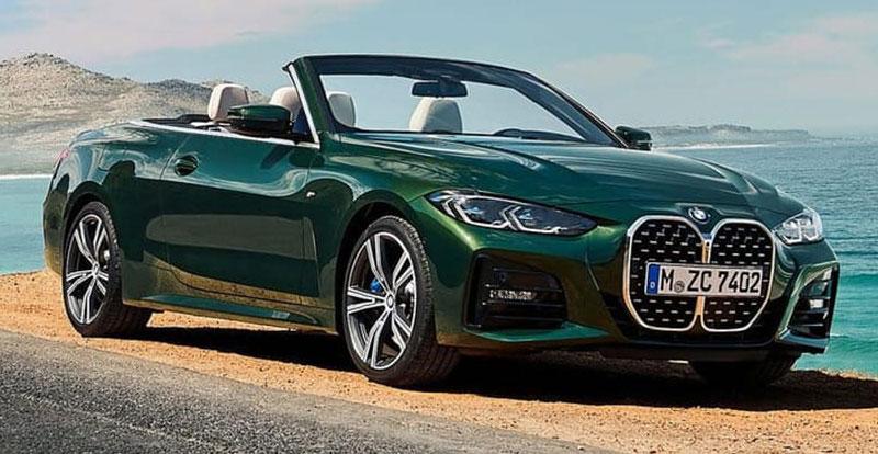 Nouveauté Maroc - BMW lance au Maroc sa nouvelle Série 4 Cabriolet 2021