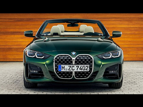 BMW lance THE 4 Cabriolet 2021 au Maroc