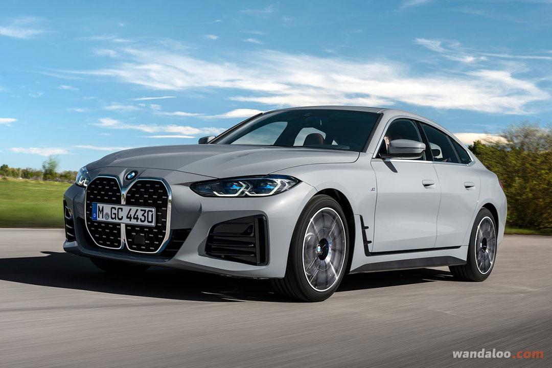 BMW Série 4 Gran Coupé 2022
