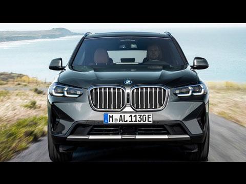 BMW X3 2022 - les premières infos
