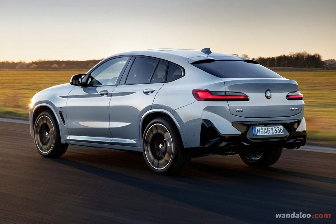 BMW X4 2022 M40i