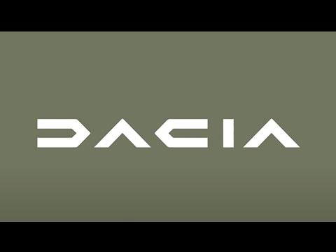 DACIA dévoile sa nouvelle identité visuelle