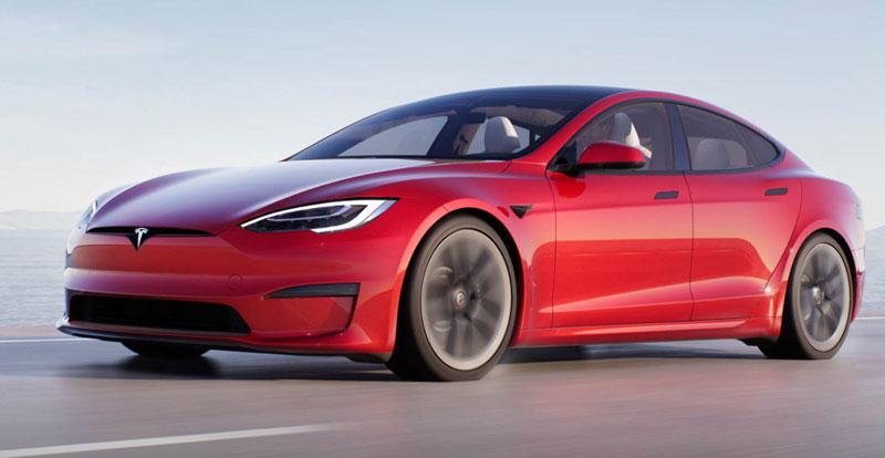 Actu. internationale - TESLA Model S Plaid serait la berline « la plus rapide au monde » ?
