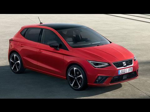 Nouvelle SEAT Ibiza facelift 2022 - le spot officiel