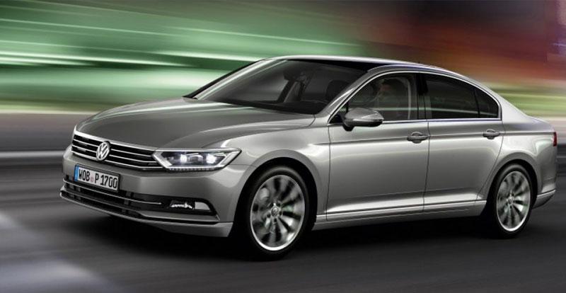 Actu. internationale - La Volkswagen Passat va continuer sa belle carrière !