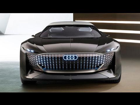 AUDI Skysphere Concept-car 2021