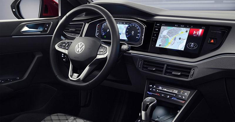 L'habitacle du Taigo 2022 s'inspire fortement des récents modèles 100% électriques de Volkswagen