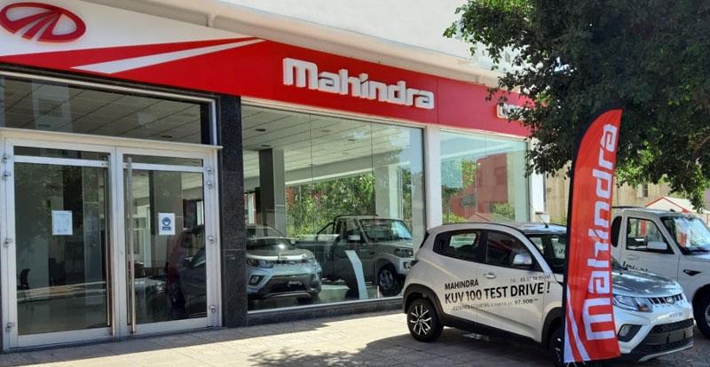 Actu. nationale - Ouverture d'une nouvelle succursale Mahindra à Kénitra