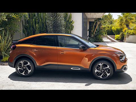 Nouveau Citroën C4 2021 - le spot officiel