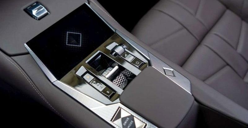 Le Smart Touch est l'une des grandes nouveautés apparues dans cette nouvelle DS 4