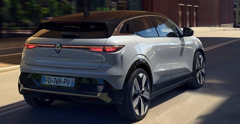 Détrompez-vous, la nouvelle RENAULT Mégane E-Tech n'est pas un SUV !
