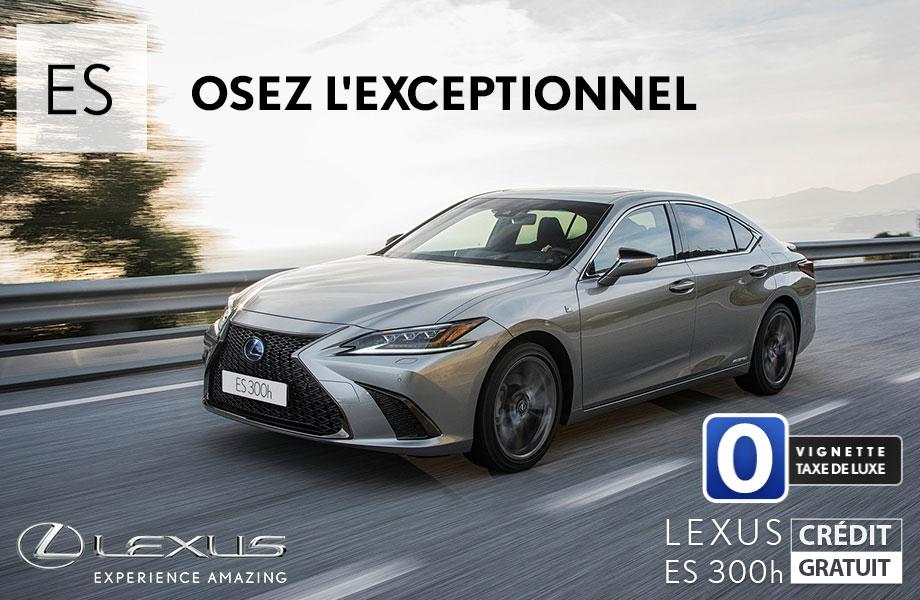 Lexus Lexus neuve en promotion au Maroc
