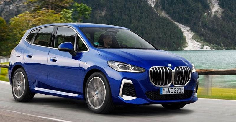 Avant-première - Nouvelle BMW Série 2 Active Tourer 2022 : les premières infos