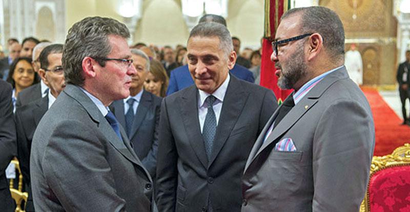 Actu. nationale - Automobile : une « Success Story » marocaine signée Moulay Hafid Elalamy