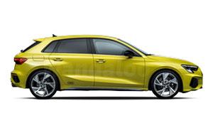 Audi A3 Sportback neuve au Maroc
