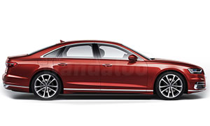 Audi A8 neuve au Maroc