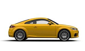 Audi TT : Tarif et fiche technique