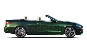 BMW Série 4 Cabriolet 2021 Neuve Maroc