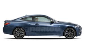 BMW Série 4 Coupé 2021 Neuve Maroc