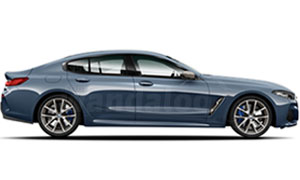 BMW Série 8 Gran Coupé 2020 Neuve Maroc