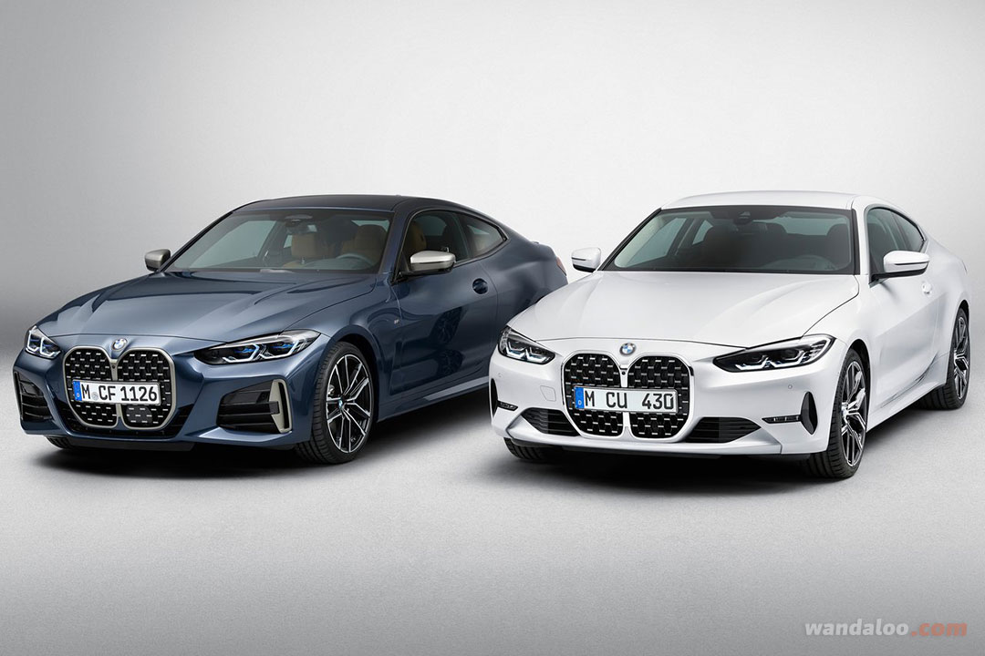 BMW Série 4 Coupé 2021 Maroc