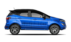 Ford EcoSport neuve au Maroc