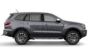 Ford Everest 2020 Neuve Maroc
