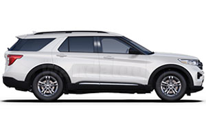 Ford Explorer 2020 Neuve Maroc