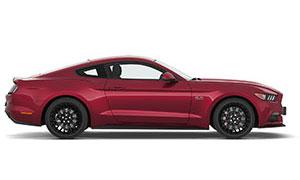 Ford Mustang neuve au Maroc