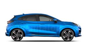 Ford Puma 2021 Neuve Maroc