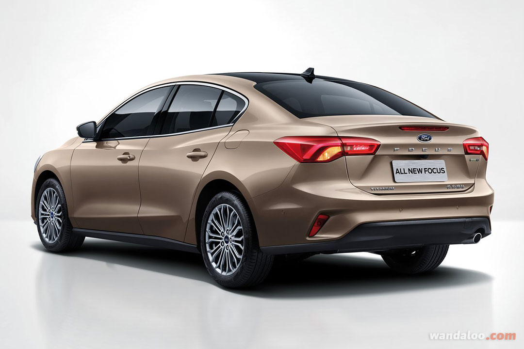 FORD Focus Sedan 2020 Maroc
