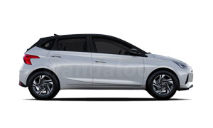 Hyundai i20 neuve au Maroc
