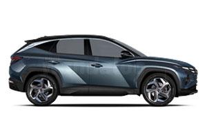 Hyundai Tucson neuve au Maroc