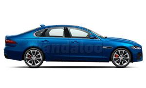 Jaguar XF 2021 Neuve Maroc