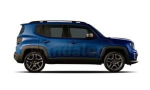 Jeep Renegade neuve au Maroc
