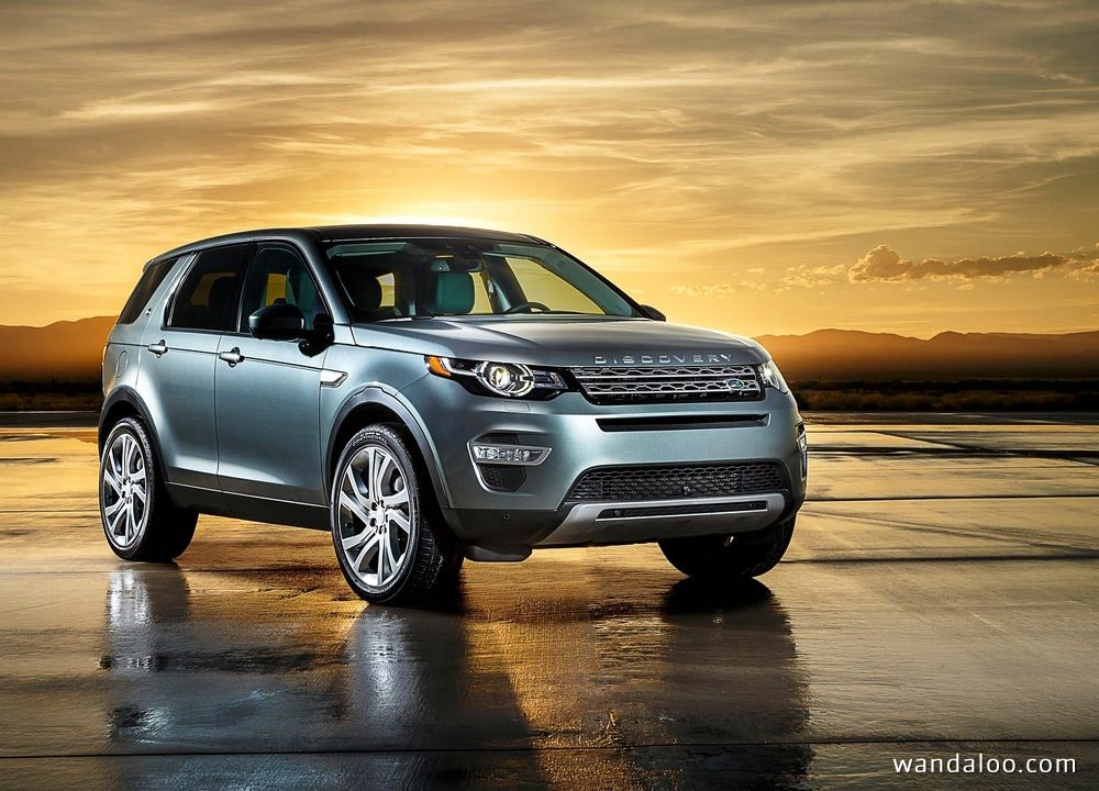 LAND ROVER Discovery Sport 2015 Maroc