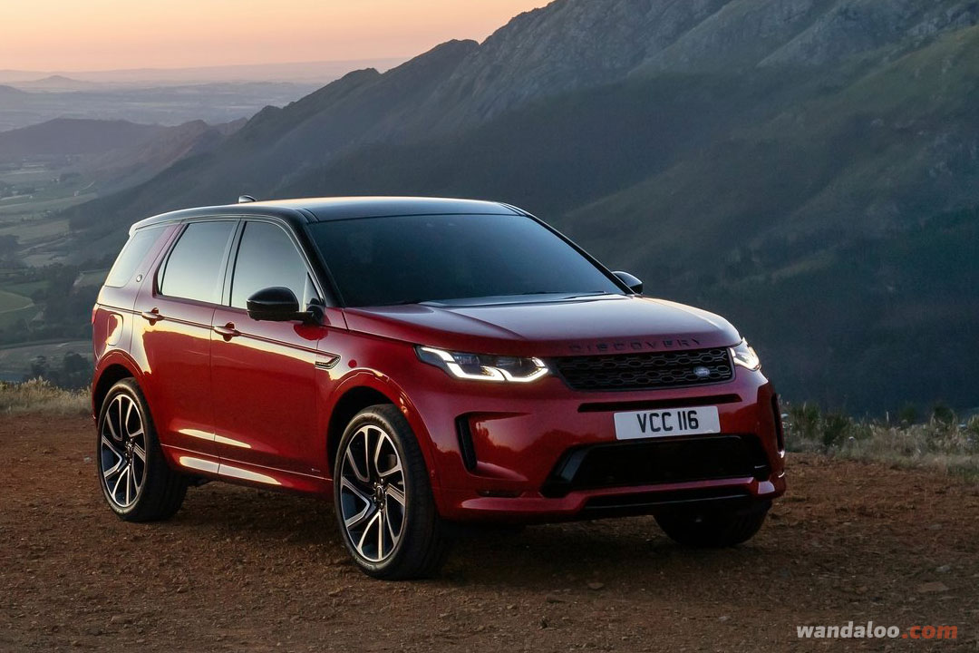 LAND ROVER Discovery Sport 2020 Maroc