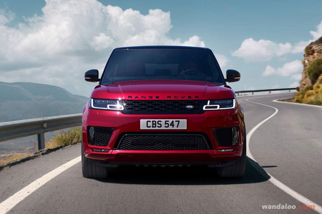 LAND ROVER Range Rover Sport 2018 Maroc