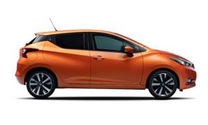 Nissan Micra neuve au Maroc