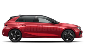 Opel Astra neuve au Maroc