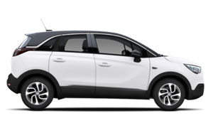 Opel Crossland X neuve au Maroc