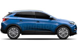 Opel grandland-x neuve au Maroc