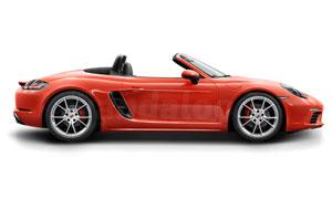 Porsche 718 Boxster : Tarif et fiche technique