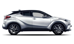 Toyota C-HR 2021 Neuve Maroc