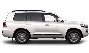 Toyota Land Cruiser 200 neuve au Maroc