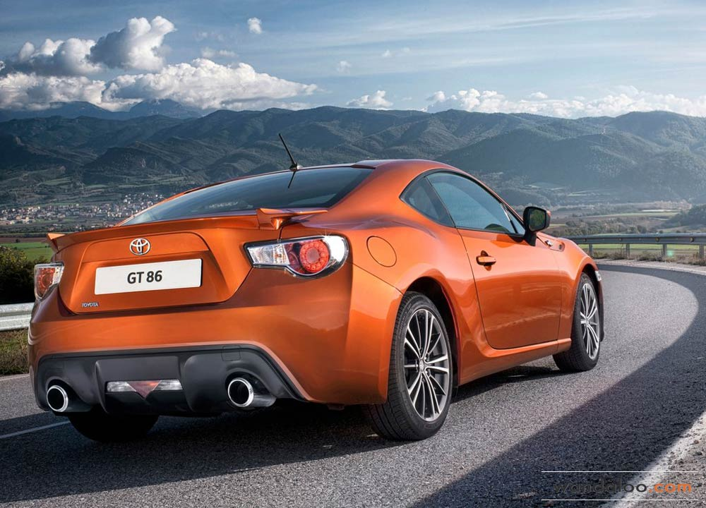 toyota gt86 en photos hd. Black Bedroom Furniture Sets. Home Design Ideas