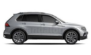 Volkswagen Tiguan neuve au Maroc